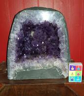 AMETHYSTE D ENVIRON 30 KG - Minéraux