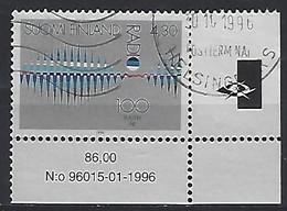 Finland 1996  Centenary Of Radio  (o) Mi.1345 - Usados