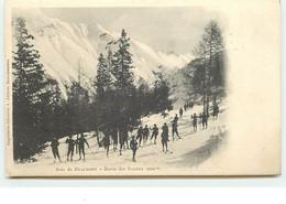 Bois De Beaumont - Ravin Des Sagnes - Chasseurs Alpins - Autres Communes