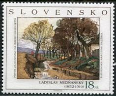 Slovakia 2003, Art, MNH Single Stamp - Nuevos