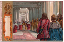 INNOCENZO XII - Illustratori LESSI & LEONI - VIAGGIATA - Papes
