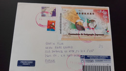 Cover Brazil - Lettres & Documents