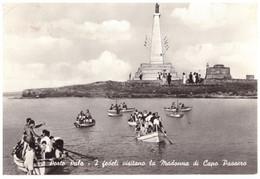 1965 PORTO PALO  FEDELI ALLA MADONNA DI CAPO PASSERO   SIRACUSA - Siracusa