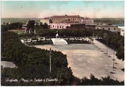 1955 AUGUSTA  MONUMENTO AI CADUTI    SIRACUSA - Siracusa