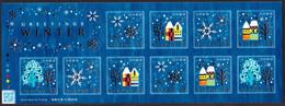 (ja1502) Japan 2020 Greetings Winter 63y MNH - Nuovi