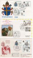 Vatican Lot 107 FDC - FDC