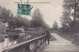 Gargan Le Canal Près Du Jardin Perdu - Livry Gargan