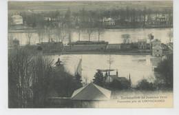 LOUVECIENNES - Inondation De Janvier 1910 - Panorama Pris De LOUVECIENNES - Louveciennes