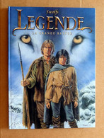 SWOLFS TT LEGENDE Tome 3 La Grande Battue - Prime Copie