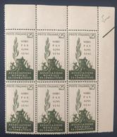 1959 - Italia - Associazione Mondiale Ex Combattenti - Lire 25 - 1946-60: Mint/hinged