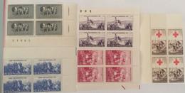1959 - Italia - Guerra Dell'Indipendenza - Cinque Valori - 1946-60: Mint/hinged