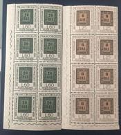 1959 - Italia - Centenario Francobollo Romagne - Lire 25 + Lire 60 - 1946-60: Mint/hinged