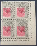 1959 - Italia - Giornata Del Francobollo - Lire 15 - 1946-60: Mint/hinged