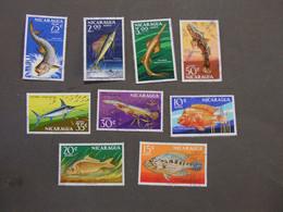 Fische 1969 Rear Item - Nicaragua