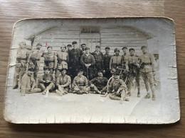 Carte Photo Tankistes Du 503° Rgt De Chars De Combat 1922 - Documents