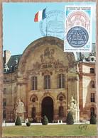 CM 1974 - YT N°1801 - FONDATION DE L'HOTEL DES INVALIDES - PARIS - 1970-79