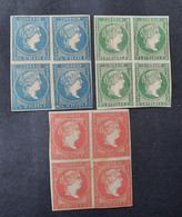 Antillas N7/10** Sin - Cuba (1874-1898)