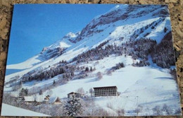 74    -    LAC D'ANNECY MONTMIN CHALET MONTBOIS ET COL DE L'AULP @ RECTO VERSO AVEC BORDS - Annecy