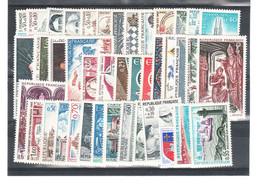 France , Année 1966 Complète , Neuf **  , TB - 1960-1969