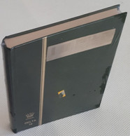 "A - 1 Album VERT / 32 PAGES BLANCHES / 224 Bandes Pour 900 Timbres Minimum. Dimensions : 210/170/20 Mm ""NEUF"" - Raccoglitori Con Fogli D'album"
