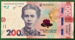 200 Hryven 2019 Yakiv Vasylyovych Smolij // VZH // ВЖ // National Bank Of Ukraine - Oekraïne