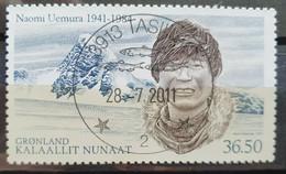 Grönland 2011, Mi 593 Gestempelt - Usati