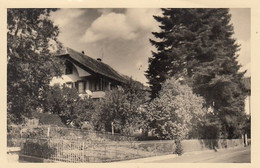 SWITZERLAND-SCHWEIZ-SUISSE-SVIZZERA-FRUTIGEN--CARTOLINA VERA FOTOGRAFIA- VIAGGIATA IL 22-12-1960 - BE Berne