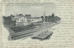 CPA-51-VITRY LE FRANCOIS-Autour De La Gare - Vitry-le-François