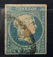 Antillas N7( Pelo Blanco - Cuba (1874-1898)