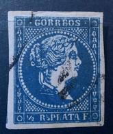 Antillas N7( GORBOS Muy Raro - Cuba (1874-1898)
