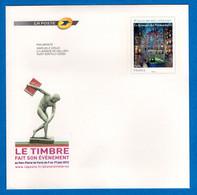 Prêt-à-poster Le Timbre Fait Son événement / Philaposte Othoniel - Listos A Ser Enviados : Réplicas Privadas