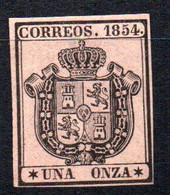 Sello Nº 29  España - Usados