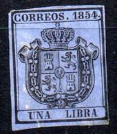 Sello Nº 31  España - Usados