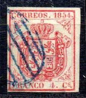Sello Nº 33  España - Usados