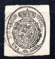 Sello Nº 36  España - Usados