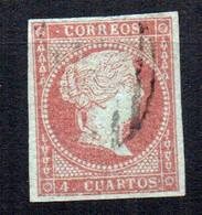 Sello Nº 40  España - Usados