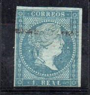 Sello Nº 41  España - Usados