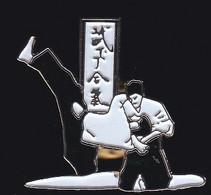 69855.- Pin's.Judo.Aikido. - Judo