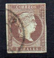 Sello Nº 42  España - Usados