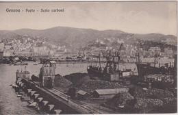 ITALY -  GENOVA - Porto Scalo Carboni - Vergood Shipping View Etc - Genova (Genoa)