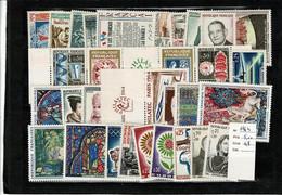 France 1964 Luxe Sans Charnière ** Cote 49 Euros - 1960-1969