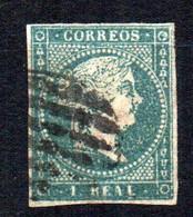 Sello Nº 45  España - Usados