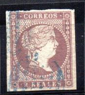 Sello Nº 46  España - Usados
