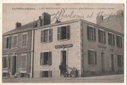 Les Sables D Olonne CAFE RESTAURANT Rue Du Thabor 61  Et Rue Nationale  Chambres Garnies - Sables D'Olonne