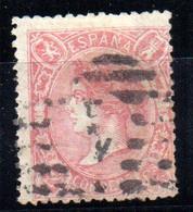 Sello Nº 74 España - Usados