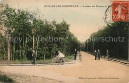13581698 Les_Coudreaux Avenues Des Sciences - Non Classificati