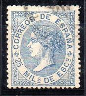 Sello Nº 97 España - Usados