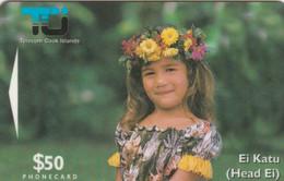 PHONE CARD COOK ISLANDS (E72.5.2 - Islas Cook