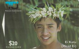 PHONE CARD COOK ISLANDS (E72.29.3 - Islas Cook