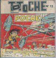 TOTOCHE POCHE   N° 13   - VAILLANT  1969 - Small Size